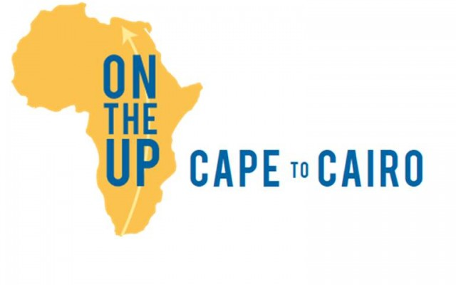 On the Up: Cape Town to Cairo