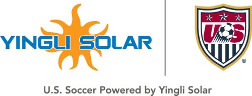 Yingli Solar joins forces with U.S. Soccer