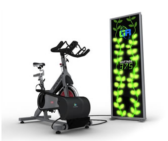 Cycling your way to electric fitness