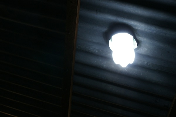 A Litre of Solar Lighting