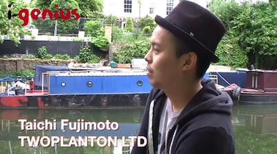 Taichi Fujimoto - TWOPLANTON Interview