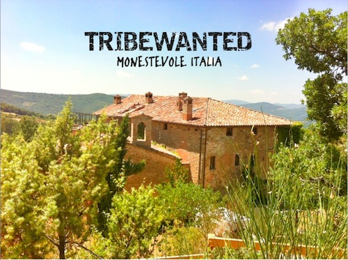 A Tribewanted for Monestevole, Italia