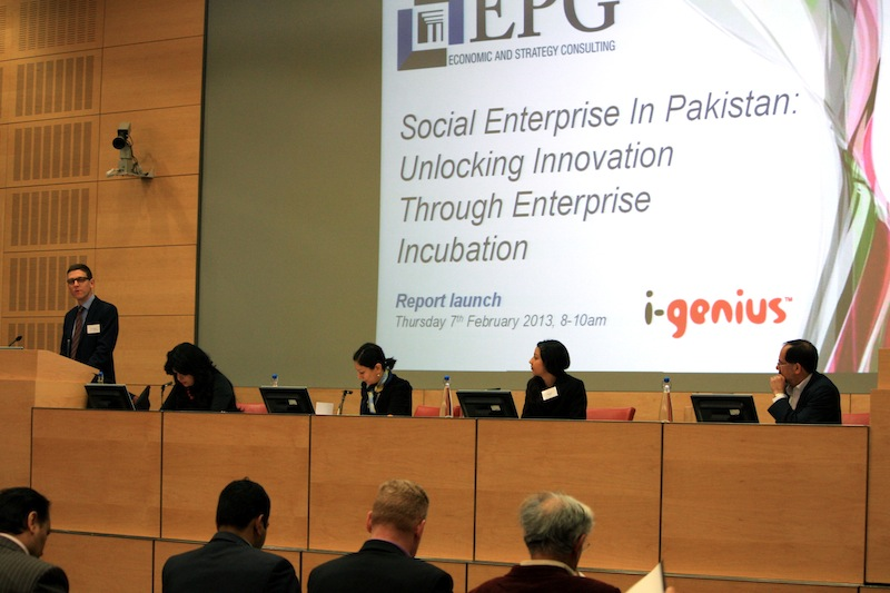PRESS RELEASE: The Future for Pakistan: Incubating Social Enterprises in Business Schools