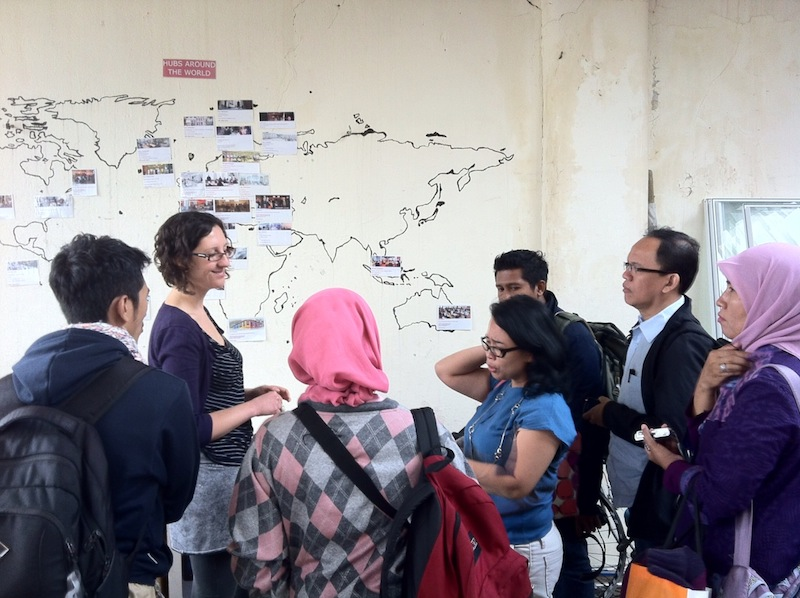 Indonesian Social Enterprise Study Tour a Success!