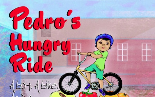 Pedro's Hungry Ride: A boy. A bike. A search for a snack.