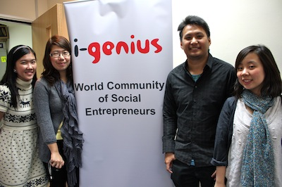 i-genius short-film now online - Social Entrepreneur Study Tour