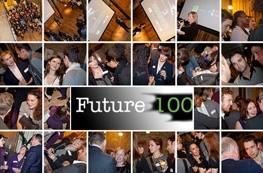 Celebrating the Young Future100 Social Entrepreneurs
