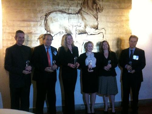 International Health Promotion Award Winners!
