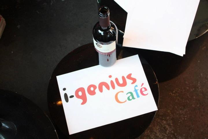 i-genius Cafe goes global